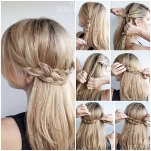 沒有季節限制♡誰都學得會~時尚簡易的辮子應用髮型♪ 4meee For me