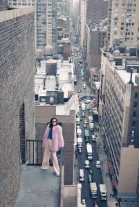 百變COCO ROCHA的超模進化論:12年前那個稚嫩女孩,現在的她充滿自信,從模特兒,到自有品牌經營..