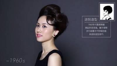 你也剪過羽毛剪 燙過離子燙?好有感的台灣百年髮型演進史