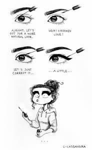 就這15張搞笑漫畫,道盡女生的心聲