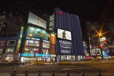 2016年底最期待!全亞洲最大H M旗艦店降臨台北西門町