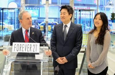 你以為FOREVER 21的老闆是美國人 21個你不知道的FOREVER 21小秘密