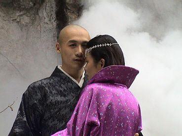 僧人與少女的孩子..