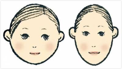 用合適的妝容讓自己更加可愛吧♡不同臉型的腮紅畫法♪
