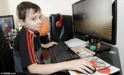 11歲癌症男孩的決定:「媽媽,讓我走吧」